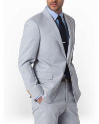 Todd Snyder Pincord Jacket In Light Grey - Lyst