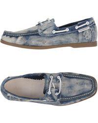 Calvin Klein Jeans - Moccasins - Lyst