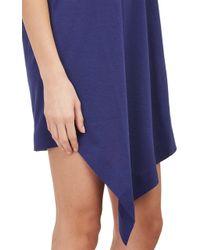 Balenciaga Jersey Shirtdress - Lyst