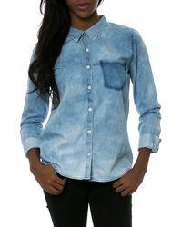 Volcom The Rolling High Ls Shirt - Lyst