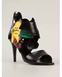 Pierre Hardy 'Lily' Sandals - Lyst
