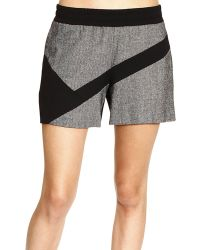 Frankie Morello Trouser Short Barb with Cady - Lyst