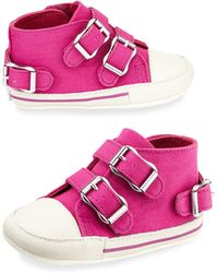 Ash Mini Canvas High-Top Sneakers - Lyst