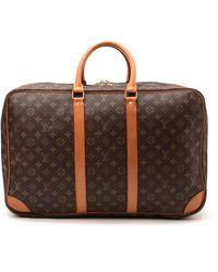Louis Vuitton Monogram Sac 48 Heures Travel Bag - Lyst
