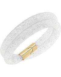 Swarovski Stardust Bracelet and Necklace - Lyst