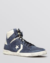 Converse By John Varvatos Weapon High Top Sneakers - Lyst