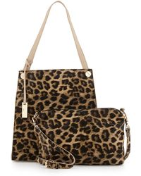 Urban Originals Wonder Leopard-Print Tote Bag - Lyst
