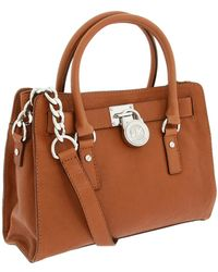 Michael by Michael Kors Hamilton Eastwest Satchel - Lyst