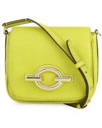 Diane von Furstenberg Sutra Café Mini Cross-body Bag - Lyst