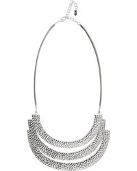 Hobbs - Jemma Collar Necklace - Lyst