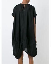 Junya Watanabe - Drape Long Dress - Lyst