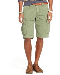 Denim & Supply Ralph Lauren Chino Cargo Short - Lyst