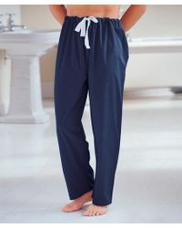 DAMART - Pack Of 2 Pyjama Bottoms - Lyst