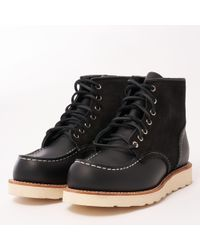 "Red Wing - Limited Edition 8818 6"" Classic Moc Toe Boot - Lyst"