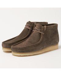Clarks - Wallabee Boot - Lyst