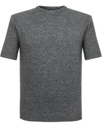 Wolsey - Crew Charcoal T-Shirt Wnp06 - Lyst