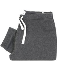 Norse Projects - Ro Charcoal Melange Track Pants N25-0166 - Lyst