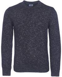 Edwin - Navy Flamme Standard Sweater - Lyst