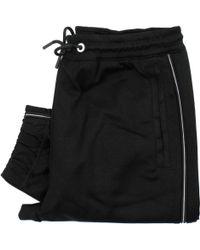 BOSS Green - Hugo Boss Hadiko Black Track Trousers 50324782 - Lyst