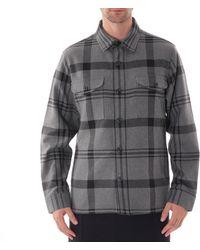 Filson Deer Jac-shirt - Gray