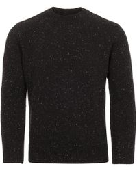Universal Works - Men's Loose Fisherman Jumper - Lyst