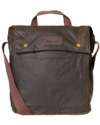 Barbour - Balloch Flight Bag - Lyst