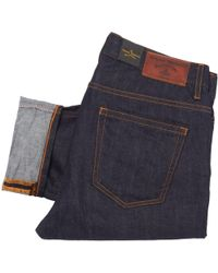 Vivienne Westwood Anglomania - Classic Tapered Jeans - Lyst