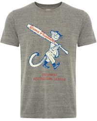 Ebbets Field Flannels - Yuma Panthers T-shirt - Lyst
