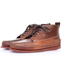 G.H.BASS - Camp Moc Ranger Boots - Lyst
