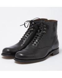 Grenson - Leander Oxford Boot - Lyst