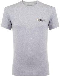 Barbour - Walshaw Grey Marl T-Shirt Mml0662Gy52 - Lyst