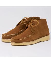 Yogi - Lucas Suede Shoes - Lyst