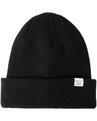 159bdacac3b57 Norse Projects Norse 6 Panel Ear Flap Nylon Black in Black for Men ...