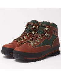 Timberland - Euro Hiker Gtx Hiking Boot - Lyst