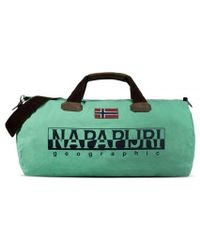 Napapijri | Bearing A Misty Jade Weekend Bag N0Y82Bg87 | Lyst