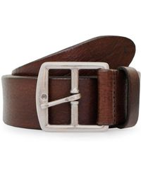 Andersons - Anderson's Grain Brown Leather Belt A/2683 Pl100 - Lyst