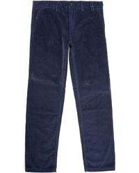 Norse Projects - Aros Corduroy Pant - Lyst