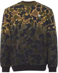 adidas Originals - Sweatshirt - Lyst