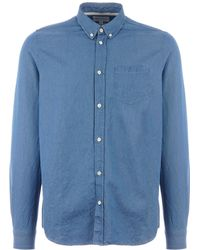 Norse Projects - Anton Denim Shirt - Stone Washed - Lyst