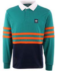adidas Originals - Winchell Ls Rugby Shirt - Lyst