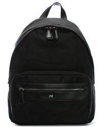 Class Roberto Cavalli - Hunter Black Nylon Backpack - Lyst