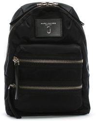 Marc Jacobs - Mini Biker Black Nylon Backpack - Lyst
