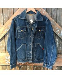 DANNIJO - Vintage Denim Jacket - Lyst