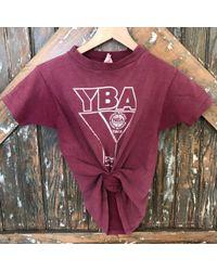 DANNIJO - Vintage Yba-ymca Tee - Lyst