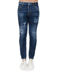 DSquared² - 'skinny' Jeans - Lyst