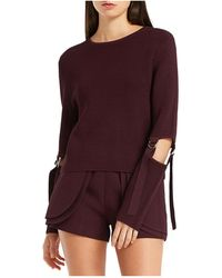 C/meo Collective - Framed Knit Jumper - Lyst