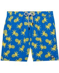 Tom & Teddy - Tom And Teddy Pineapple Swim Short - Lyst