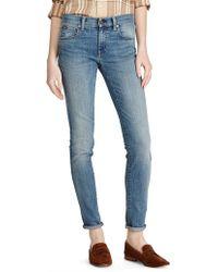 Polo Ralph Lauren - Tompkins Skinny Jeans- Edelle - Lyst