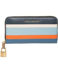 Marc Jacobs - The Grind Standard Wallet - Lyst