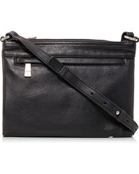 David Jones - Lola Leather Cross Body - Lyst